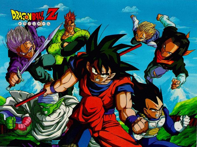 dbz warriors